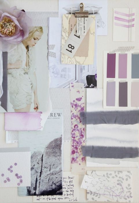 06--------------------------------------Interior Design Moodboard.