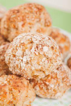 Knabber-Brötchen bzw. Brot für Babys und Kleinkinder | http://www.backenmachtgluecklich.de