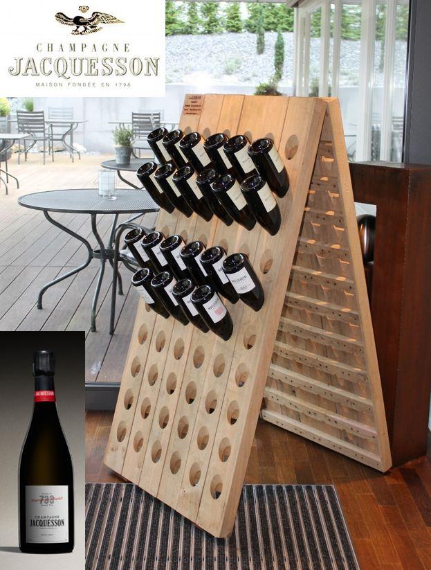 Champagne Tasting Event at Falken in Neuheim - Champagne Jacquesson 733 DT