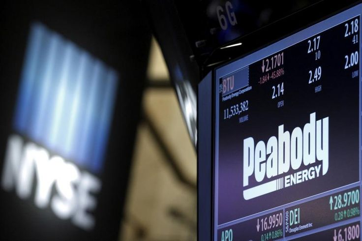 Coal revival means big stock bonuses at bankrupt Peabody
