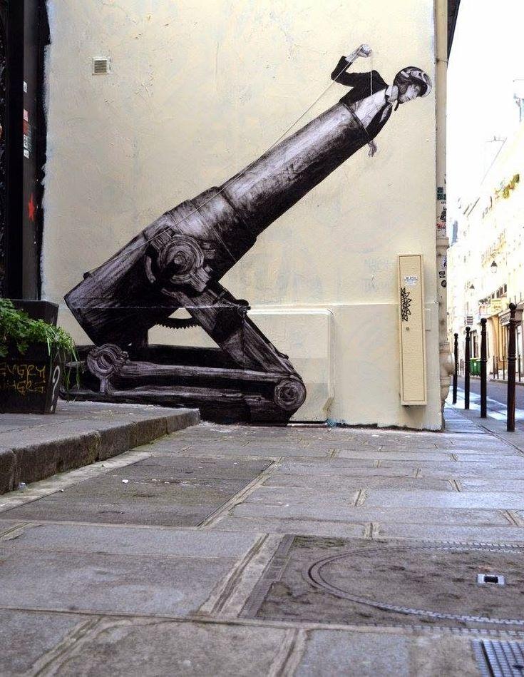 Levalet, Paris
