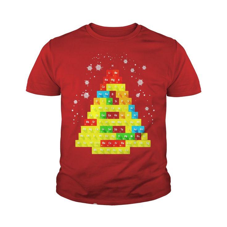 Best 25 periodic table humor ideas on pinterest chemistry chemistry christmas tree funny periodic table tree pun shirt gift ideas popular urtaz Gallery