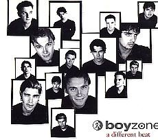 """For Sale - Boyzone A Different Beat UK  CD single (CD5 / 5"""") - See this and 250,000 other rare & vintage vinyl records, singles, LPs & CDs at http://eil.com"""