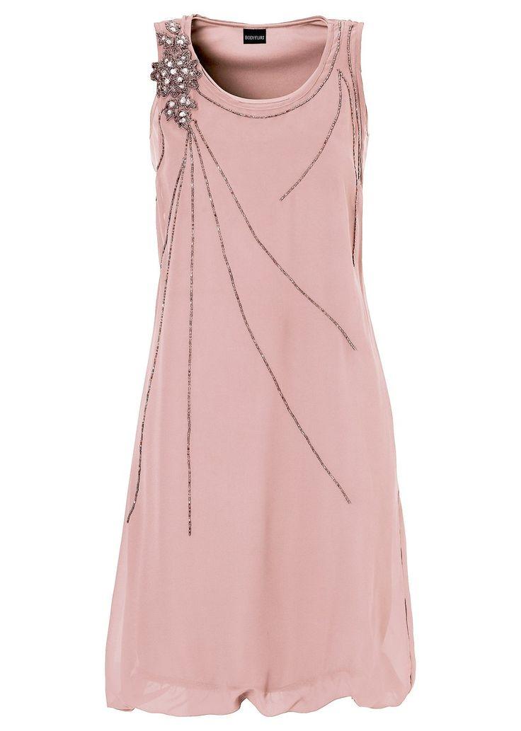 Robe vieux rose chic