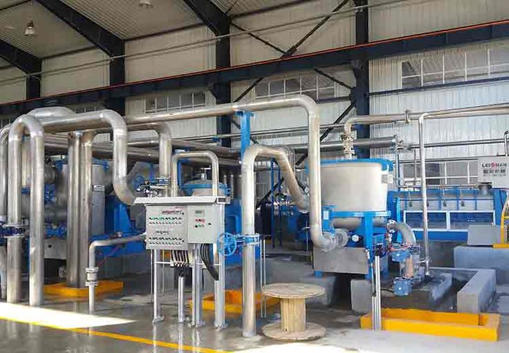 Leizhan Supply Waste Paper Recycling Equipment In Corrugated Paper