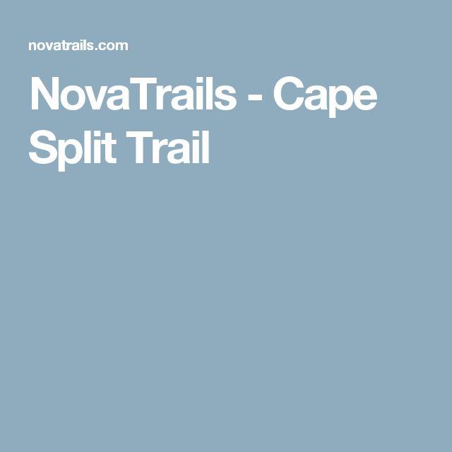 NovaTrails - Cape Split Trail