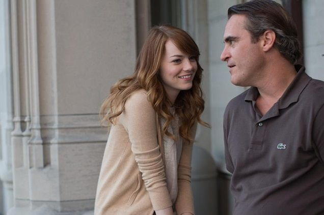 'Irrational Man': Cannes review. #IrrationalMan is opening in Australia mid-year! #EmmaStone #JoaquinPhoenix #WoodyAllen #Cannes #Cannes2015