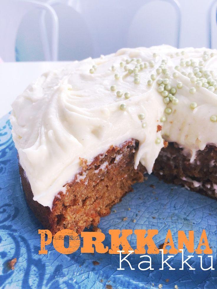 Äitienpäivän paras porkkanakakku | Gurmee.net