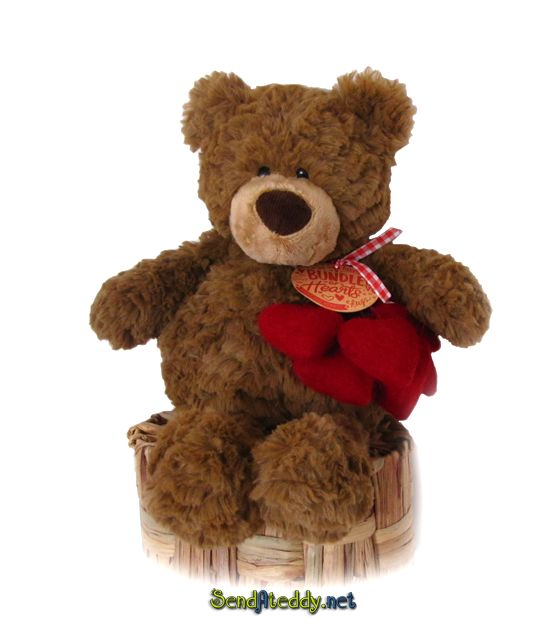 Send your love with a bear!  #sendateddy #teddybears #love http://www.sendateddy.net/gund-teddy-bears.php#!/Pinchy/p/43161769/category=10946161