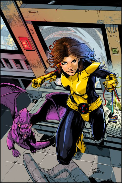 """Just like a classic fairy tale. We're all gifted with powers...for which we each pay a price."" -- Shadowcat"