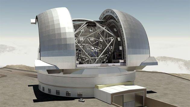 Demolerán la cima de una montaña en Chile para construir el telescopio más grande del mundo – RT