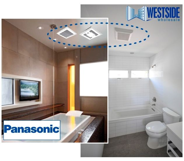 panasonic bathroom fans are amazing devices making loud and obnoxious ventilation systems a thing of