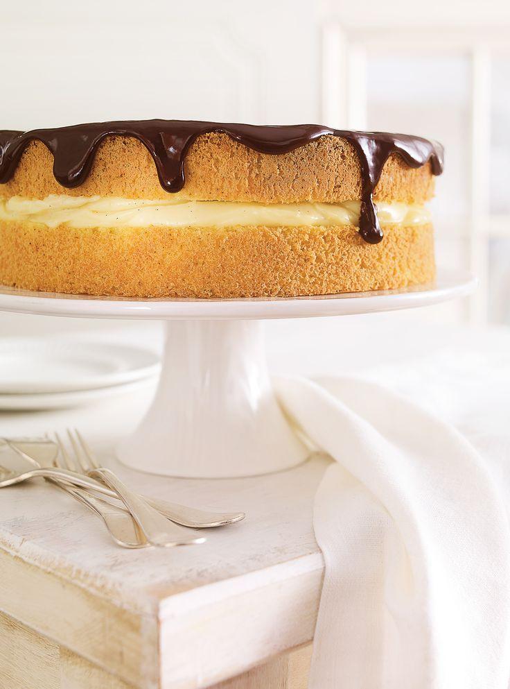 Recette de gâteau Boston de Ricardo