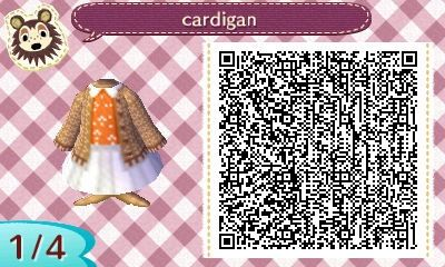 manucrossing — mayor-franzi:   A fall themed cardigan!    If you...