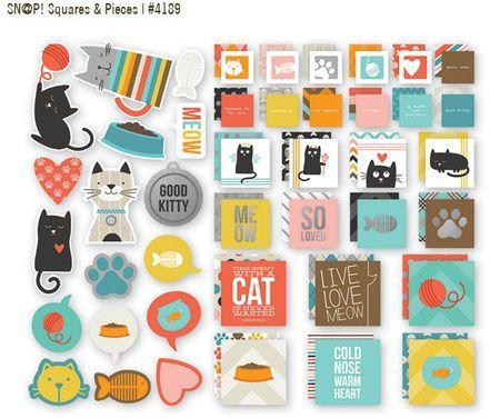 Simple Stories SN@P! Cat