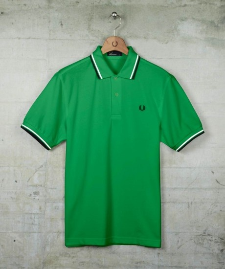 Fred Perry Twin Tippes - They know how to do a classic polo