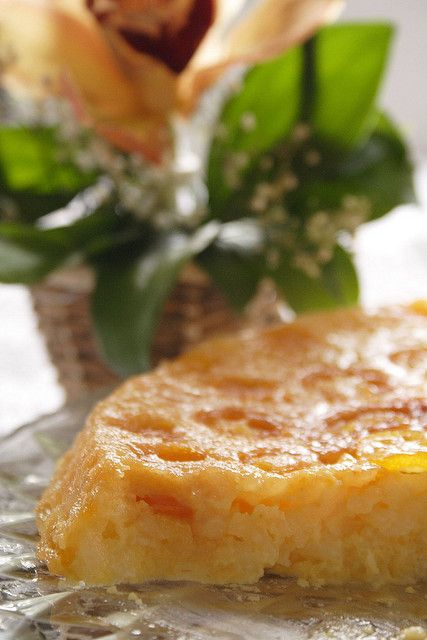 Kumquat & Rice Cake