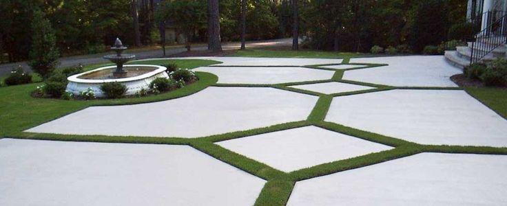 Amazing driveway