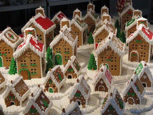 gingerbread-village
