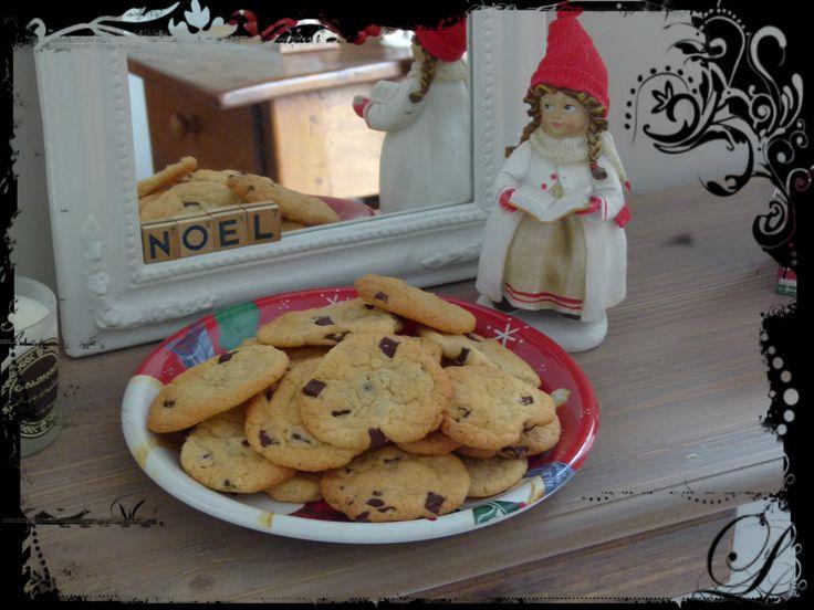 des cookies pour attendre Noël