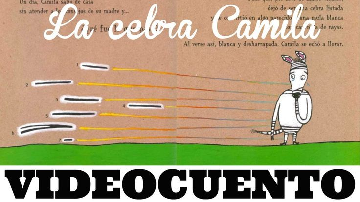 AMSITAT I GENEROSITAT La cebra Camila - videocuento