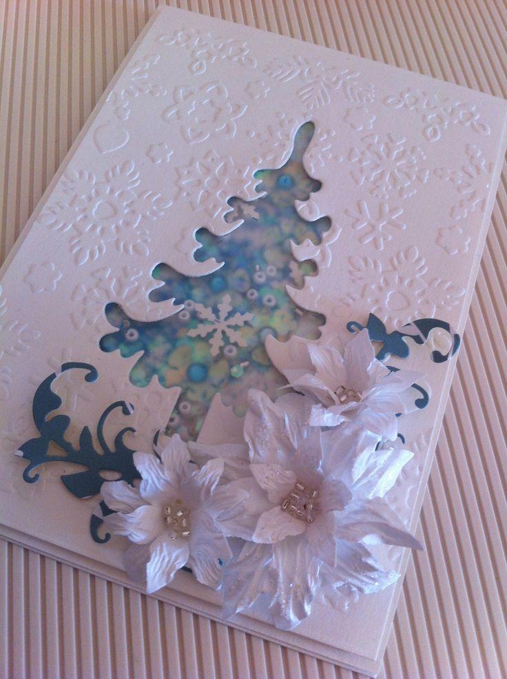 Christmas collection 2015 Handmade poinsettias