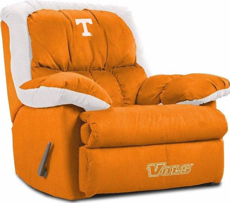 University of Tennessee Volunteers Home Team Recliner