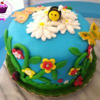 #minicakes farcite e decorate con #pastadizucchero