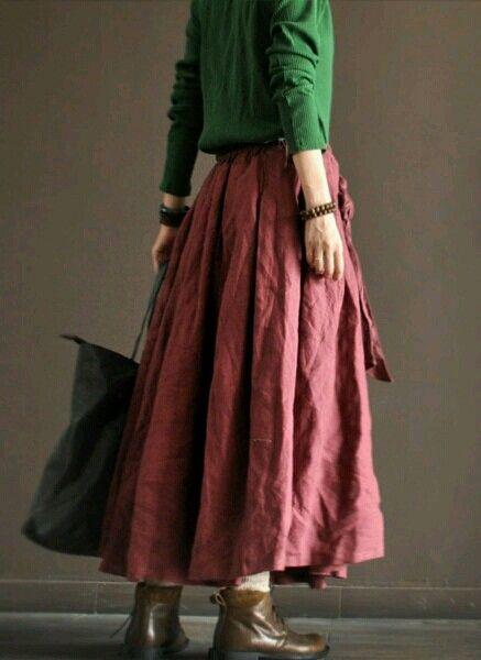 Skirt, etsy
