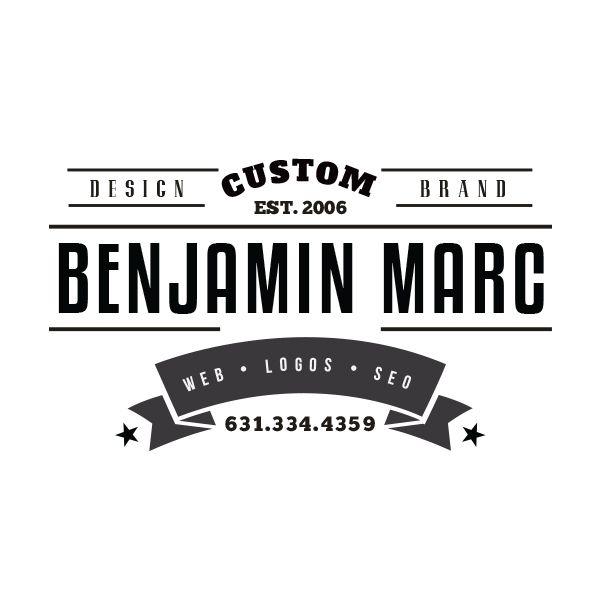 Benamin Marc Logo