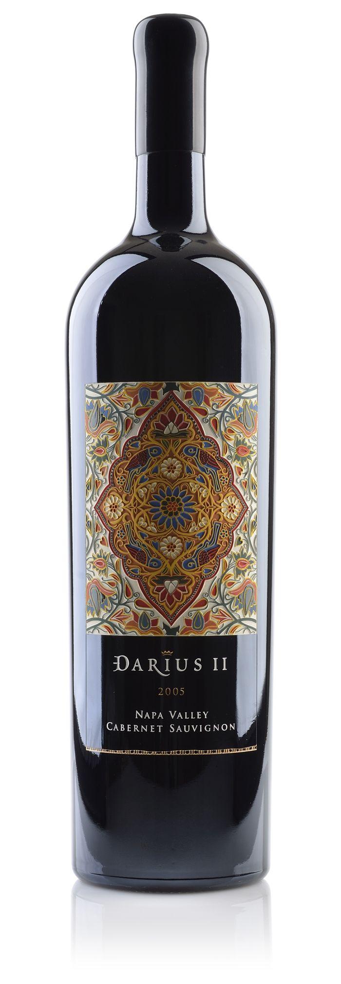 Darioush DariusII - The Dieline