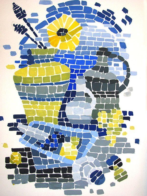гуашь натюрморт - Поиск в Google