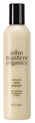 John Masters Organics Citrus Neroli Detangler, lichte conditioner, uitermate geschikt voor fijn haar...