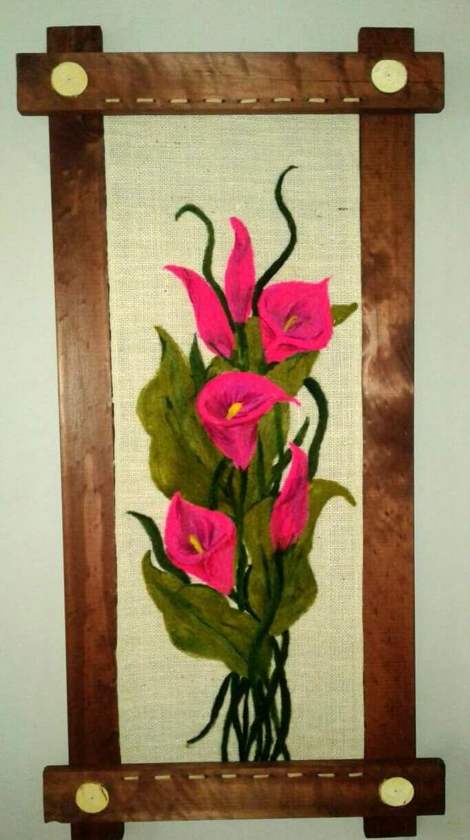 Flor d jarro