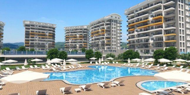 شقة جديدة للبيع في ألانيا