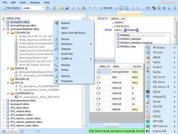 Palopo IT Community: Database .NET 14.7 Build 5550.1 Terbaru