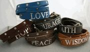 Good Works Make a Difference Double Wrap Honor Vintage Leather Bracelet - love all the new designs from this wonderful company! And 25% of their profits help find homes for homeless people in LA