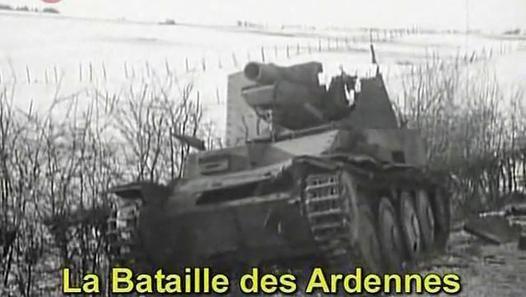 Les grands ratés du XXe siècle : La bataille des Ardennes (1944) 1 !