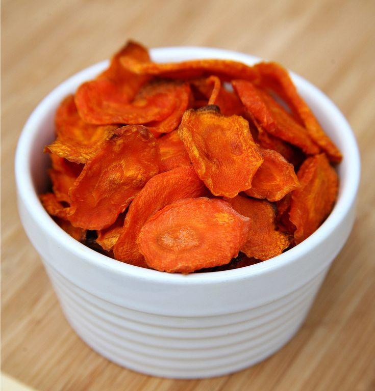 Τσιπς καρότου