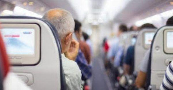 Για πολλούς οι πτήσεις, είναι μια πολύ αγχωτική διαδικασία Γι' αυτό την άλλη φορά που θα είστε σε ένα αεροπλάνο και θα νοιώθετε τις παλάμες σας να ιδρώνουν