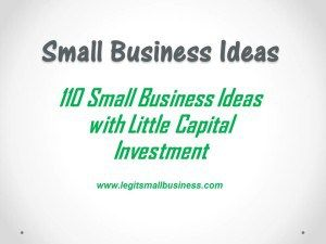 110 Small Business Ideas With Low Investment Capital #business #manager http://bank.nef2.com/110-small-business-ideas-with-low-investment-capital-business-manager/ #small business ideas # Header Top Sidebar Widget Area Header Right Sidebar Widget Area List of creative and unique small business ideas you can start with little capital. Small business ideas abound around us. Are you looking for small business ideas in Hindi or India? Perhaps you are in a different region. You may be looking for…
