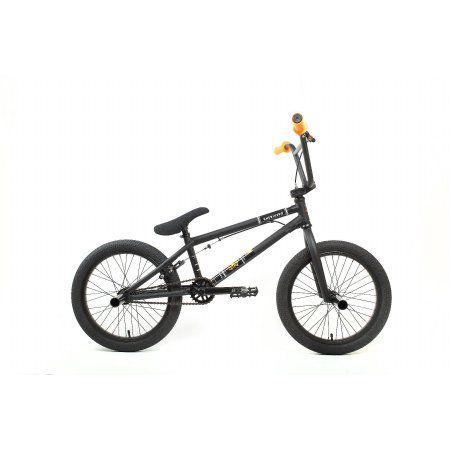 KHE Root 360 18 BMX Bicycle, Black