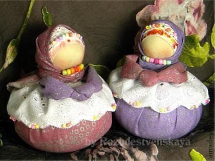 Кукла-оберег Хозяюшка-Благополучница: Неженка - коллекционная кукла,кукла-оберег