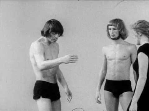 Training at Teatr-Laboratorium, 1972 - YouTube
