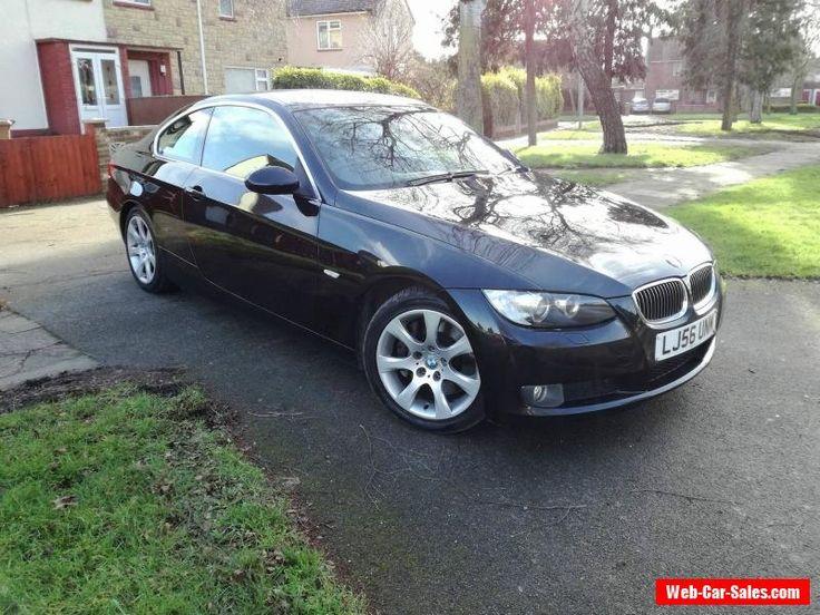 2006/56 BMW 330d SE Auto 2dr Coupe Black #bmw #330dsea #forsale #unitedkingdom