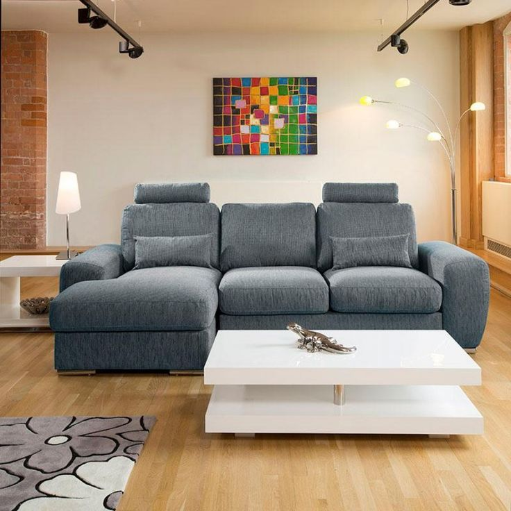 the 25 best ideas about blue l shaped sofas on pinterest neutral i shaped sofas l couch and blue living room furniture