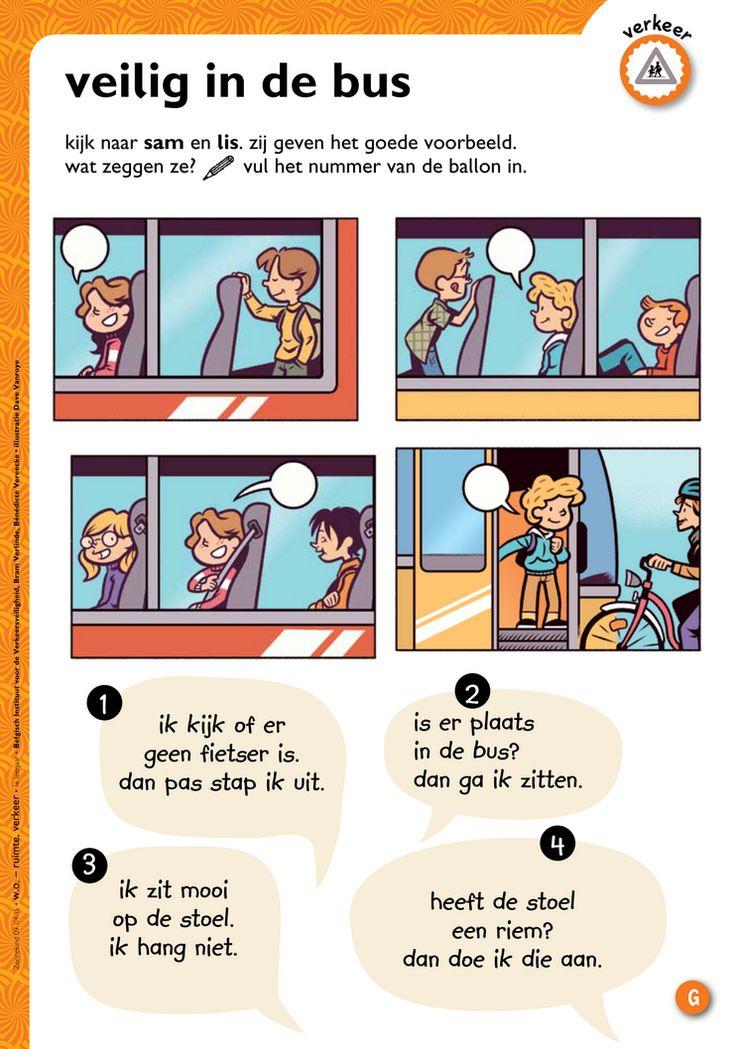 Veilig in de bus @keireeen