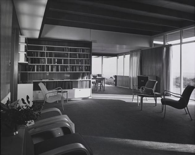 Case Study House 8: The Eames House   Eames Office