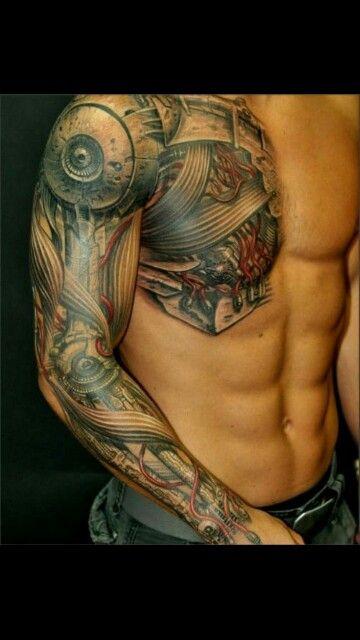 More sleeve tattoos