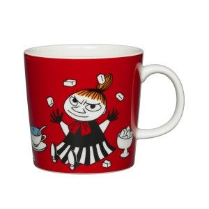 NEW for 2015. This is the brand new design Little My mug, the new mugs are a must for any Moomin ceramic collector and as with all the character mugs they come with a matching bowl. Everyone deserves a Moomin. Children and adults alike fall in love with the sympathetic...
